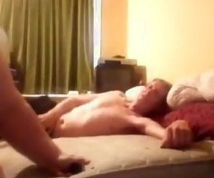 Licking my bbw wifes pussy and ass before banging and Cummings in het